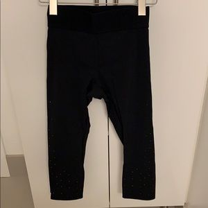 Lululemon x SoulCycle - crop leggings